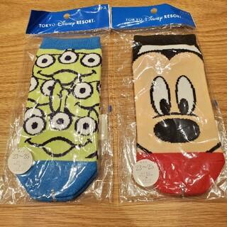ディズニー(Disney)のDisney ソックス 2足セット(ソックス)