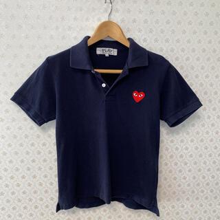 コムデギャルソン(COMME des GARCONS)の♦️コムデギャルソン/ PLAY♦️レディース♦️半袖ポロシャツ(ポロシャツ)