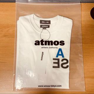 シー(SEA)の新品 atmos WIND AND SEA アトモス ウィンダンシー LOGO(Tシャツ/カットソー(半袖/袖なし))