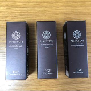 パーフェクトワン(PERFECT ONE)のおまけ付き⭐︎箱入り未使用パーフェクトワン SPクリアエッセンス 30mL×3(美容液)