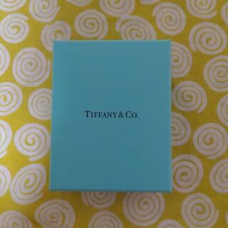 ティファニー(Tiffany & Co.)の【チェロキー様専用】TIFFANY & Co. 空箱(ショップ袋)