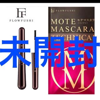 FLOWFUSHI - フローフシ モテマスカラ TECHNICAL 3 テクニカル 下まつげ ウズ