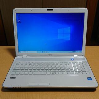富士通 - 富士通のノートパソコン