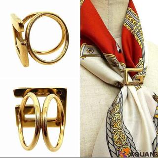グッチ(Gucci)の【新古・未使用品】☆GUCCI  スカーフリング(バンダナ/スカーフ)