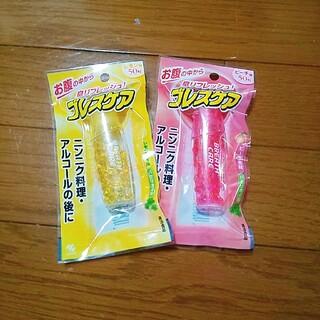 小林製薬 - 新品未開封❤小林製薬 ブレスケア 本体 レモン味 ピーチ味 2個セット