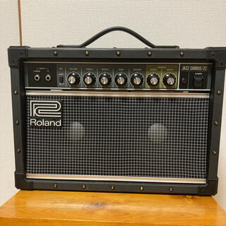 ローランド(Roland)のRoland JC-22 家庭用アンプ(ギターアンプ)