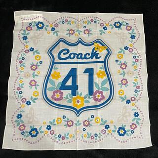 コーチ(COACH)のCOACH コーチ ハンカチ(ハンカチ)