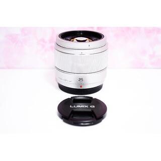 OLYMPUS - ボケ味を演出❤️Panasonic LUMIX 25mm F1.7❤単焦点レンズ