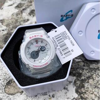 ベビージー(Baby-G)のレディース CASIO  G-SHOCK  Baby-G  腕時計 アナログ(腕時計)
