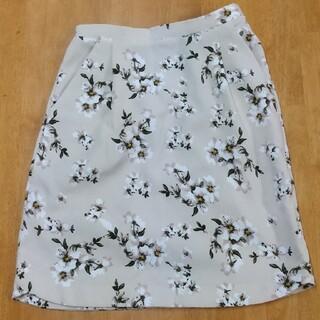 グレイル(GRL)の膝丈GRLスカート(ひざ丈スカート)