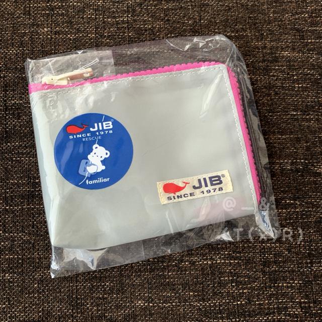 familiar(ファミリア)の新品未開封 ファミリアJIB マイクロクラッチS グレー レディースのファッション小物(ポーチ)の商品写真