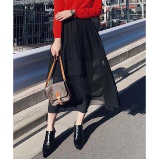 アメリヴィンテージ(Ameri VINTAGE)のAmeri スカート(ひざ丈スカート)
