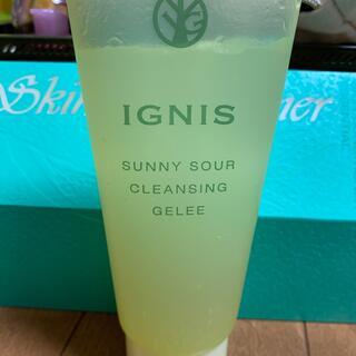 IGNIS - IGNIS サニーサワークレンジングジュレ1本 イグニスサンプル
