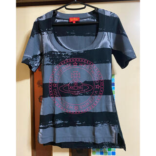 ヴィヴィアンウエストウッド(Vivienne Westwood)のヴィヴィアンウエストウッドビッグオーブTシャツ(Tシャツ(半袖/袖なし))