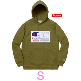 シュプリーム(Supreme)のSupreme Champion Label Hooded Sweatshirt(パーカー)