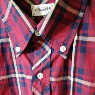 マックレガー(McGREGOR)のMcGREGOR ボタンダウン チェックシャツ(シャツ)
