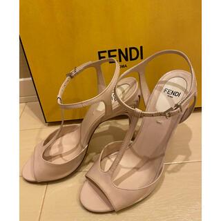 フェンディ(FENDI)の美品♡FENDI サンダル 36size(サンダル)