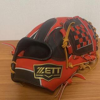 ZETT - ZETT 硬式 内野手用グローブ
