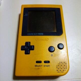ゲームボーイ(ゲームボーイ)のゲームボーイポケット ジャンク(携帯用ゲーム機本体)