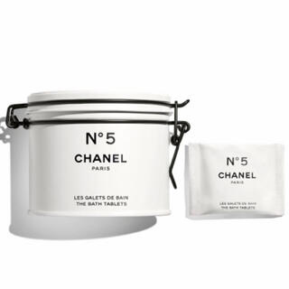 CHANEL - シャネル N°5 ザ バス タブレット - ファクトリー 5 コレクシオン
