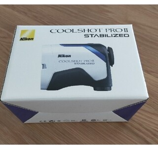 ニコン(Nikon)の新品未開封 coolshot proⅱ stabilized(その他)