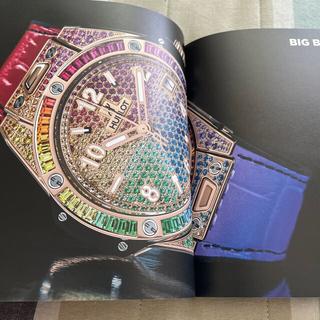 HUBLOT - HUBLOT 最新カタログ priceリスト付き