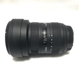 SIGMA - 美品 SIGMA 12-24mm  4.5-5.6 II DG ソニーAマウント