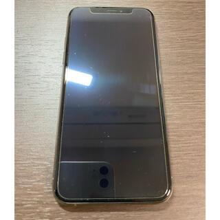 アイフォーン(iPhone)のほぼ傷なし 超美品 simフリー iPhoneXS 64GB ゴールド 美品(スマートフォン本体)