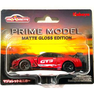 ニッサン(日産)のマジョレット ニッサン GTR   GT3  プライムモデル(ミニカー)