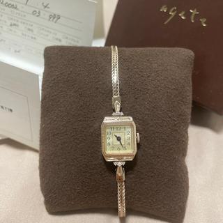 アガット(agete)のアガット agete 腕時計(腕時計)