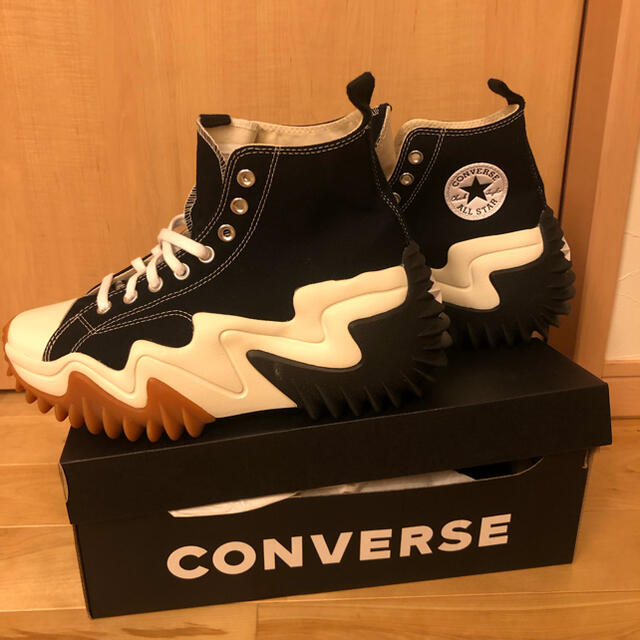 CONVERSE(コンバース)のconverse コンバース run star motion hi Top メンズの靴/シューズ(スニーカー)の商品写真