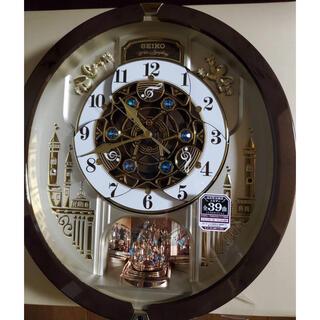 セイコー(SEIKO)の新品 セイコー からくり時計 電波時計(掛時計/柱時計)