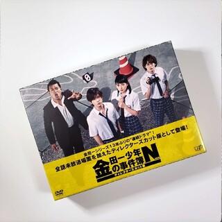 ヘイセイジャンプ(Hey! Say! JUMP)の金田一少年の事件簿N(neo)ディレクターズカット版 DVD-BOX DVD(TVドラマ)