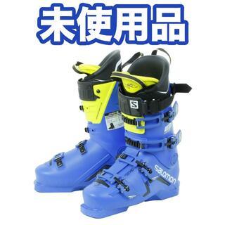 SALOMON - 【未使用】SALOMON スキーブーツ S/MAX 130 25/25.5cm