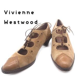 Vivienne Westwood - 美品 ヴィヴィアン ウエストウッド パンプス 36.5