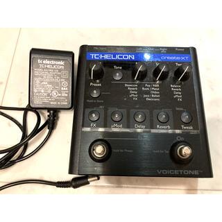TC HELICON VOICETONE create ボーカルエフェクター(エフェクター)