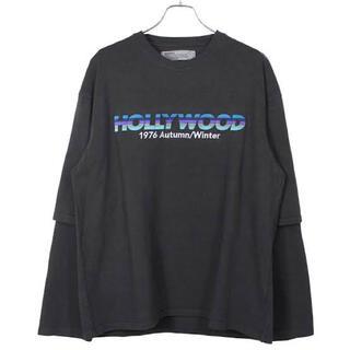 ジエダ(Jieda)の探しています!dairiku Hollywood ロンT カットソー 20aw(Tシャツ/カットソー(七分/長袖))