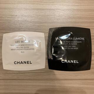 CHANEL - CHANEL サンプル