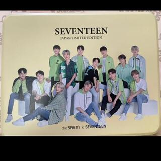 セブンティーン(SEVENTEEN)のセブチ THE SAEM  パックセット(パック/フェイスマスク)