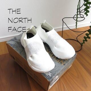ザノースフェイス(THE NORTH FACE)のTHE NORTH FACE ノースフェイス ニットアッパー スリッポン(スニーカー)