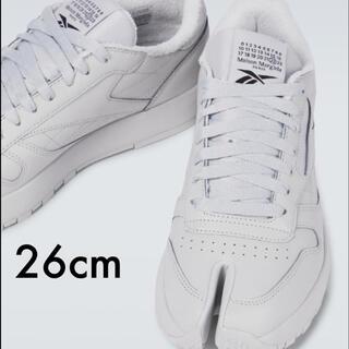 Maison Martin Margiela - Maison Margiela x Reebok Tabi sneakers