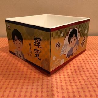 フジヤ(不二家)の藤井聡太 不二家 オリジナル お菓子ボックス(ノベルティグッズ)