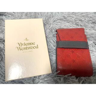 ヴィヴィアンウエストウッド(Vivienne Westwood)のヴィヴィアン シガレットケース 美品(タバコグッズ)