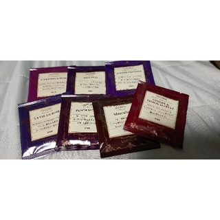 ルピシア(LUPICIA)のLUPICIAティーパックセット(茶)