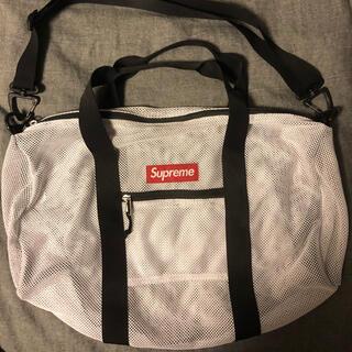 シュプリーム(Supreme)のSupreme 2016ss Mesh Duffel Bag(ボストンバッグ)