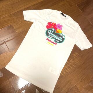 ディースクエアード(DSQUARED2)のDSQUARED2 ディースクエアード HAWAII Tシャツ(Tシャツ(半袖/袖なし))