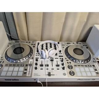 パイオニア(Pioneer)のPioneer DJコントローラ DDJ-1000SRT 限定ホワイト(DJコントローラー)