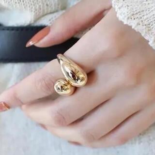 アメリヴィンテージ(Ameri VINTAGE)のゴールド   リング(リング(指輪))