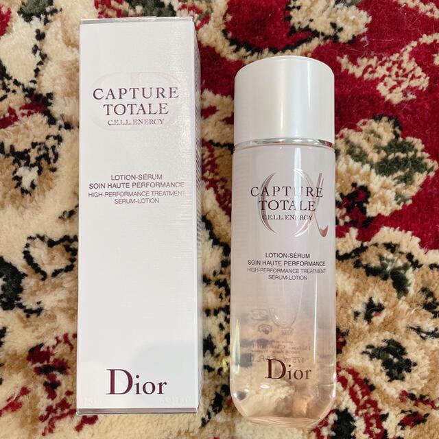 Dior(ディオール)のDIOR カプチュールトータルセルエナジーローション 175ml コスメ/美容のスキンケア/基礎化粧品(化粧水/ローション)の商品写真