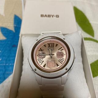 [カシオ] 腕時計 ベビージー BGA-152-7B2JF 除菌済み
